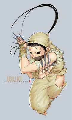 everybody loves a ninja girl