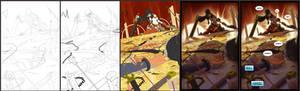 FantaSiege page - progress