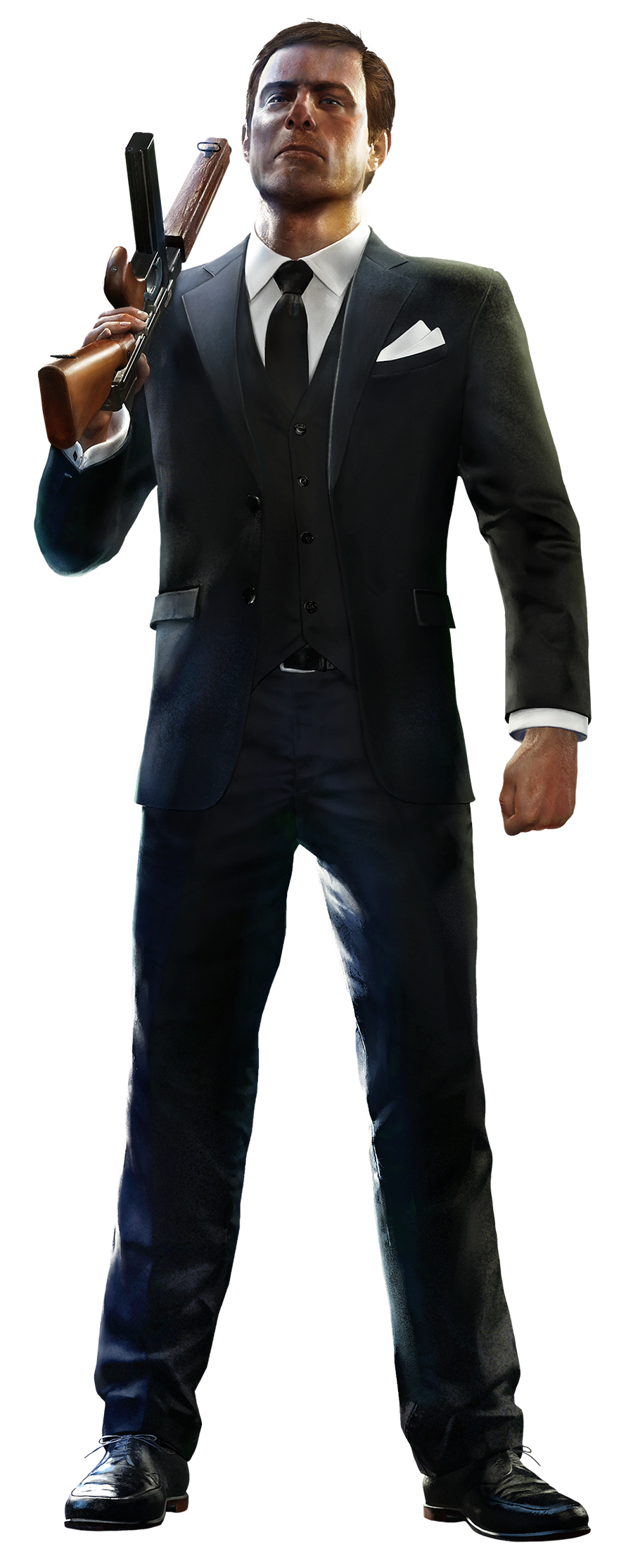 Mafia 3 Tommy Marcano Png 1 By Xgamergreaserx On Deviantart