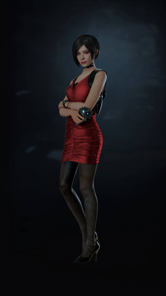Resident Evil 2 Remake Ada Wong 2 by xGamergreaserx ...