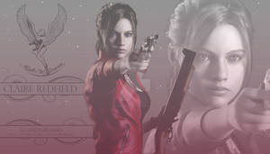 Resident Evil Claire Redfield Wallpaper 4