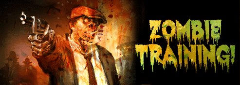 The GodFather Five Families Zombie Training Image