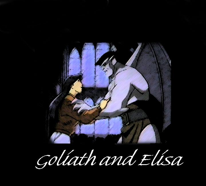 G x E Wallpaper by Goliath-x-Elisa