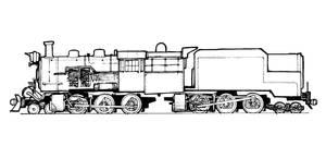 4-6-6-4 mallet camelback