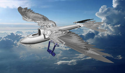 Ornithopter Update