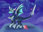 Reignited Blades by Purple-Lives-Matter