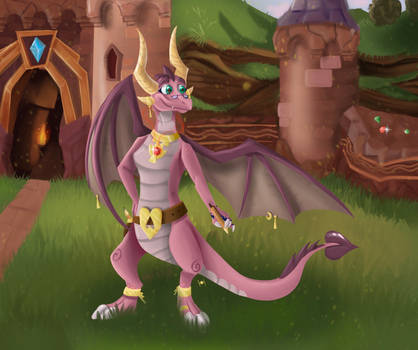 Reignited Mrs. Shoutfire
