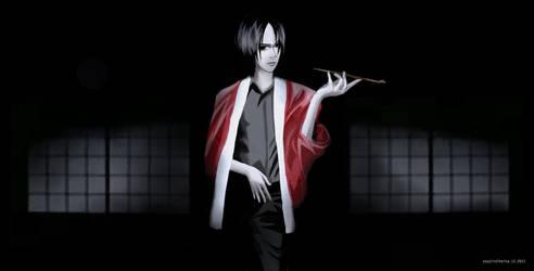 Kagerou PV Buck Tick Fanart by soujiro7keita