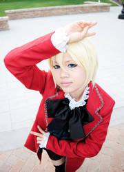 Alois this pose is Asuka's by soujiro7keita