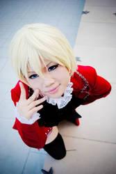 Playful Alois by soujiro7keita