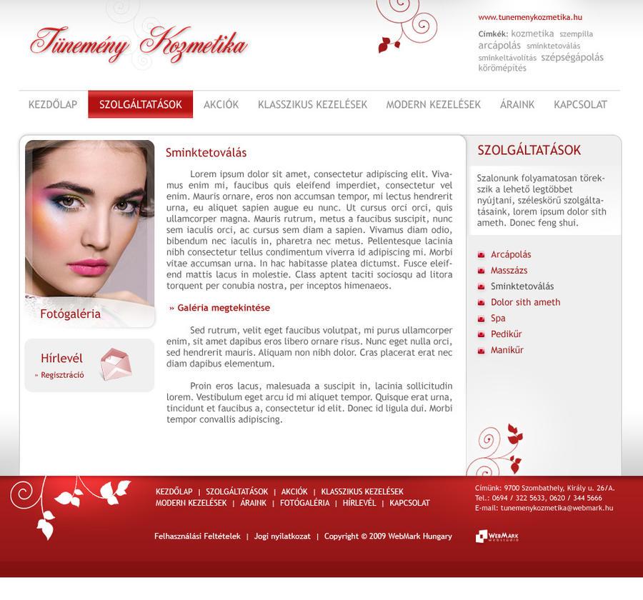 Cosmetics design by stikyo