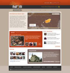 Via Sancti Martini - webpage