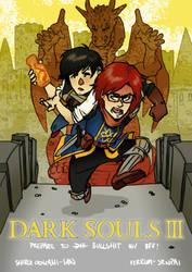 Dark Souls 3 by FerrumPenna