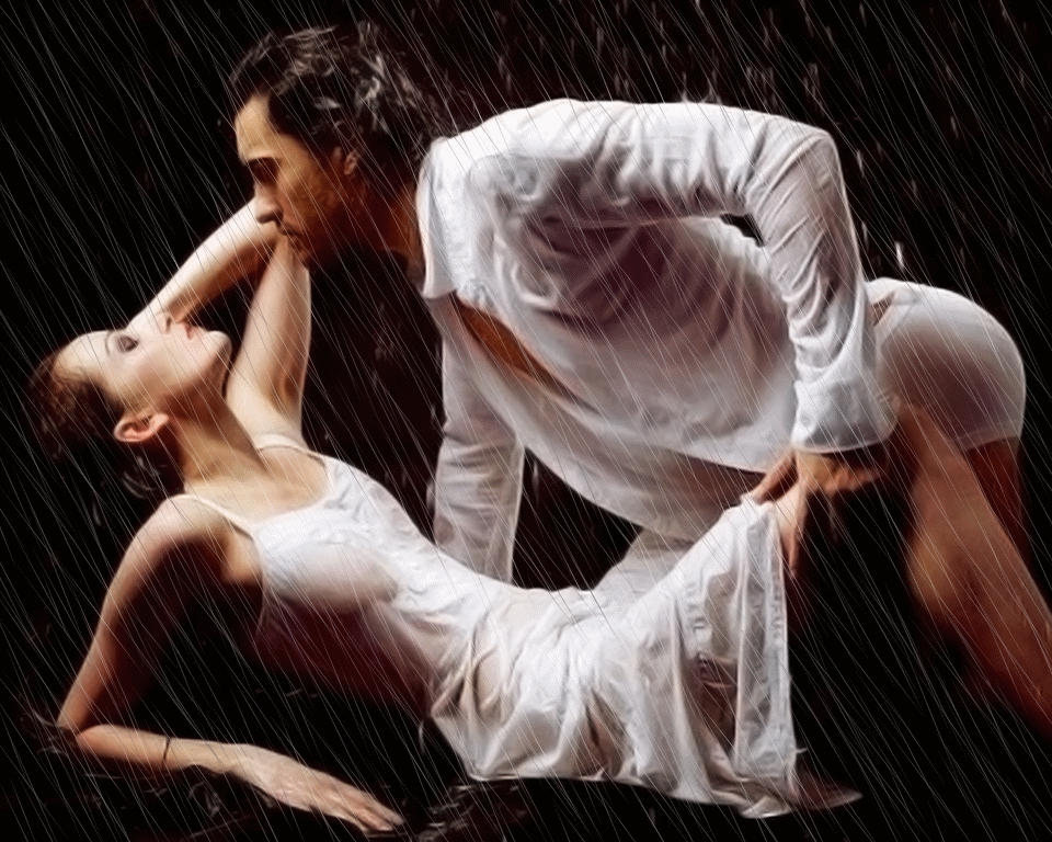 Images Of Lovers In Rain: Rain Lovers By Crissiepoo On DeviantArt