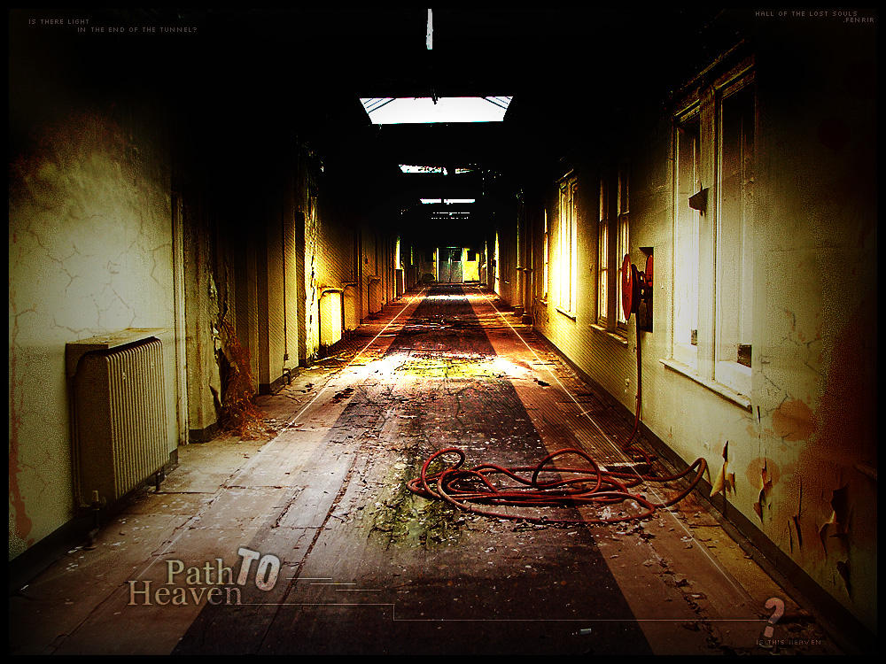 Hall of lost souls I by fenrir-br