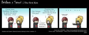 SasoDei : The first kiss