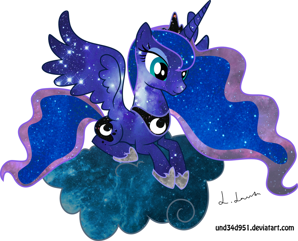 Luna. Princess of the Lunar. by und34d951