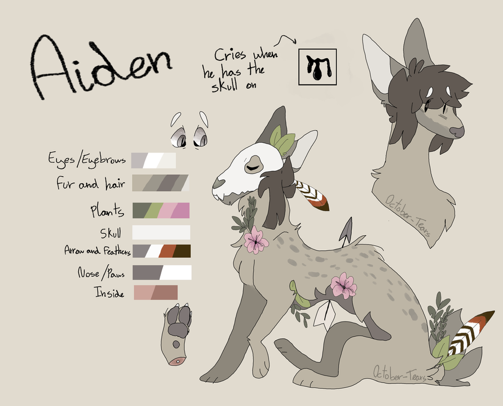 Aiden by October-Tears