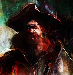 A Pirate by wiloberdier
