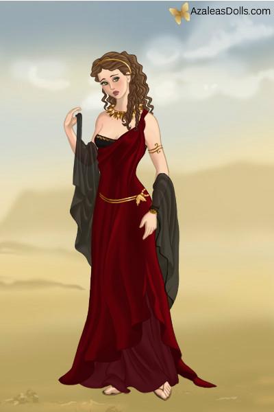 Cleopatra Selene the last princess of Egypt! by priestessmikokikyo