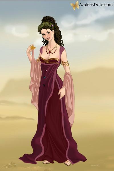 Lepida Bollia Witch Of Rome by priestessmikokikyo