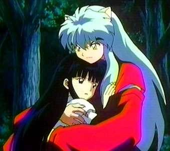 inuyasha and kikyo love!!! by priestessmikokikyo