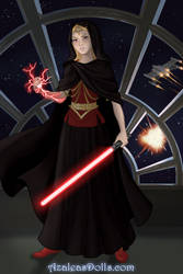 A Sith Princess Me!