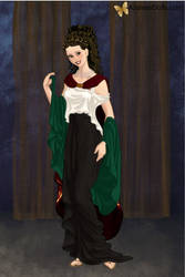 Roman-Lady Yvette!