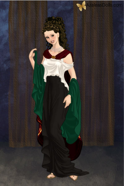 Roman-Lady Yvette! by priestessmikokikyo