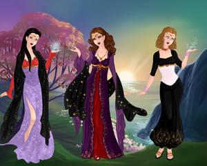 Goddess's Allo Allo Girls.