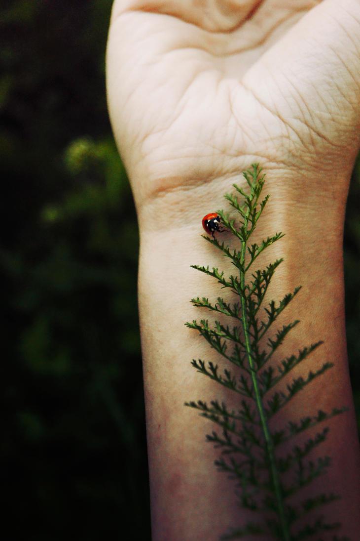 Human Nature by Iliketobeweird