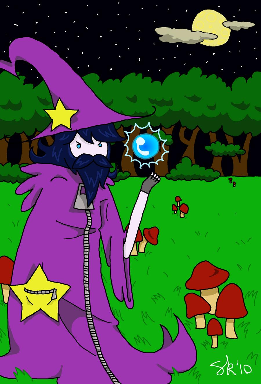 Adventure Time: Kyle by UberLoser