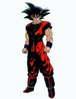 Goku by Kaiday