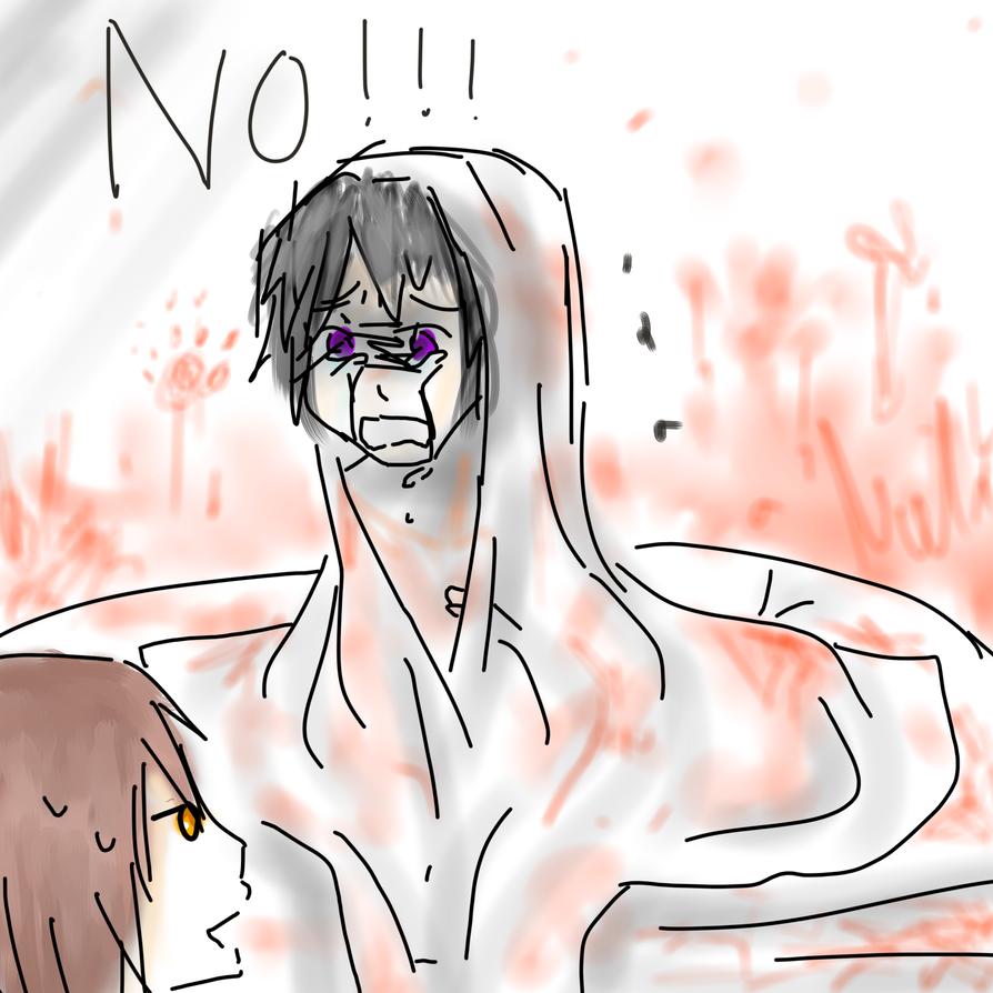 NO! by teto-and-rin