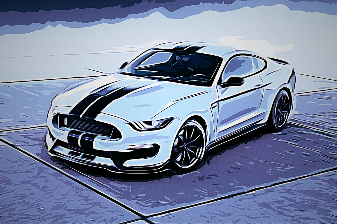 Car Painting by InspiringGiggly on DeviantArt