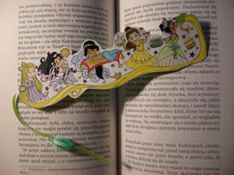 Bookmark Princesses - sold by edzik