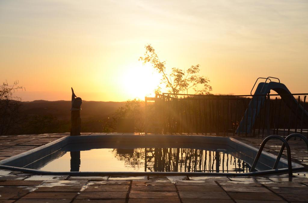 Sunset Pool by Arktrus