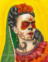 Frida by sparklemojo