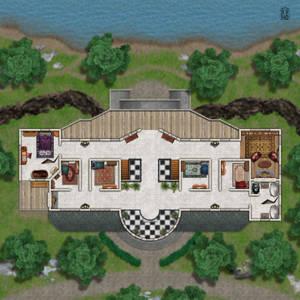 Warrior's Mansion - 2nd Floor