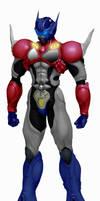 Guyver Prime