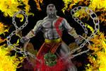 Kratos VS Master Chief