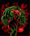 Bruce Banner: Red Lantern