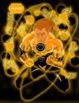 Norman Osborn: Orange Lantern
