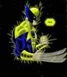 James Howlett: Yellow Lantern