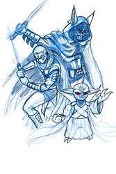 Jedi League 2 by JerryLSchick