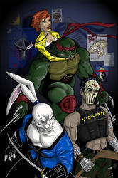 Raph and Friends