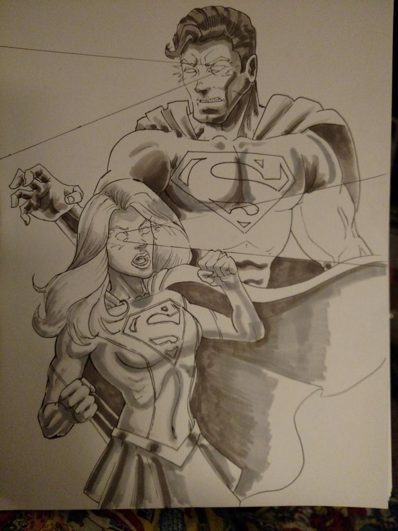 Super cousins by JerryLSchick