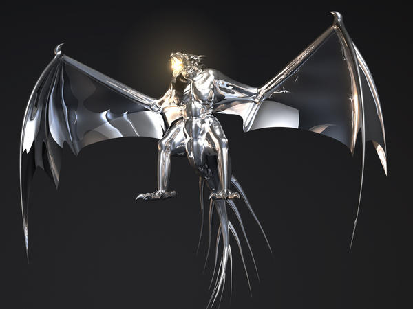 Video : Silver Wyvern