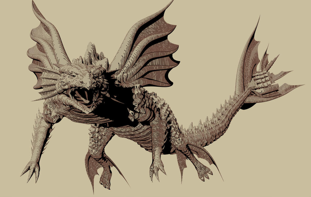 NPR DeepSea Dragon