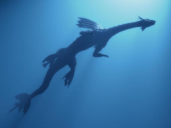 DSD - underwater by AkaiGaru